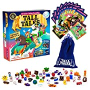 Amazon Lightning Deal 100% claimed: Tall Tales Story Telling Board Game - The Family Game of Infinite Storytelling
