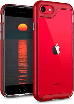 iphone 8 red cover