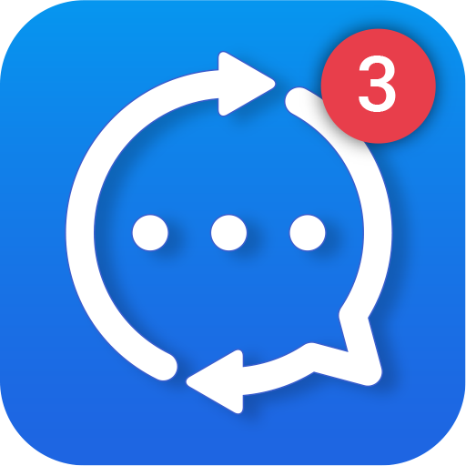 Mobile Messenger: All-in-one Chat, Hide Blue Ticks (All In One Messenger App For Android)