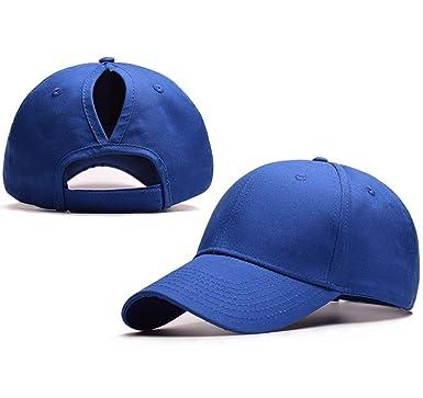 JAKY Global Gorra de béisbol - para mujer Azul azul Talla única: Amazon.es: Ropa y accesorios