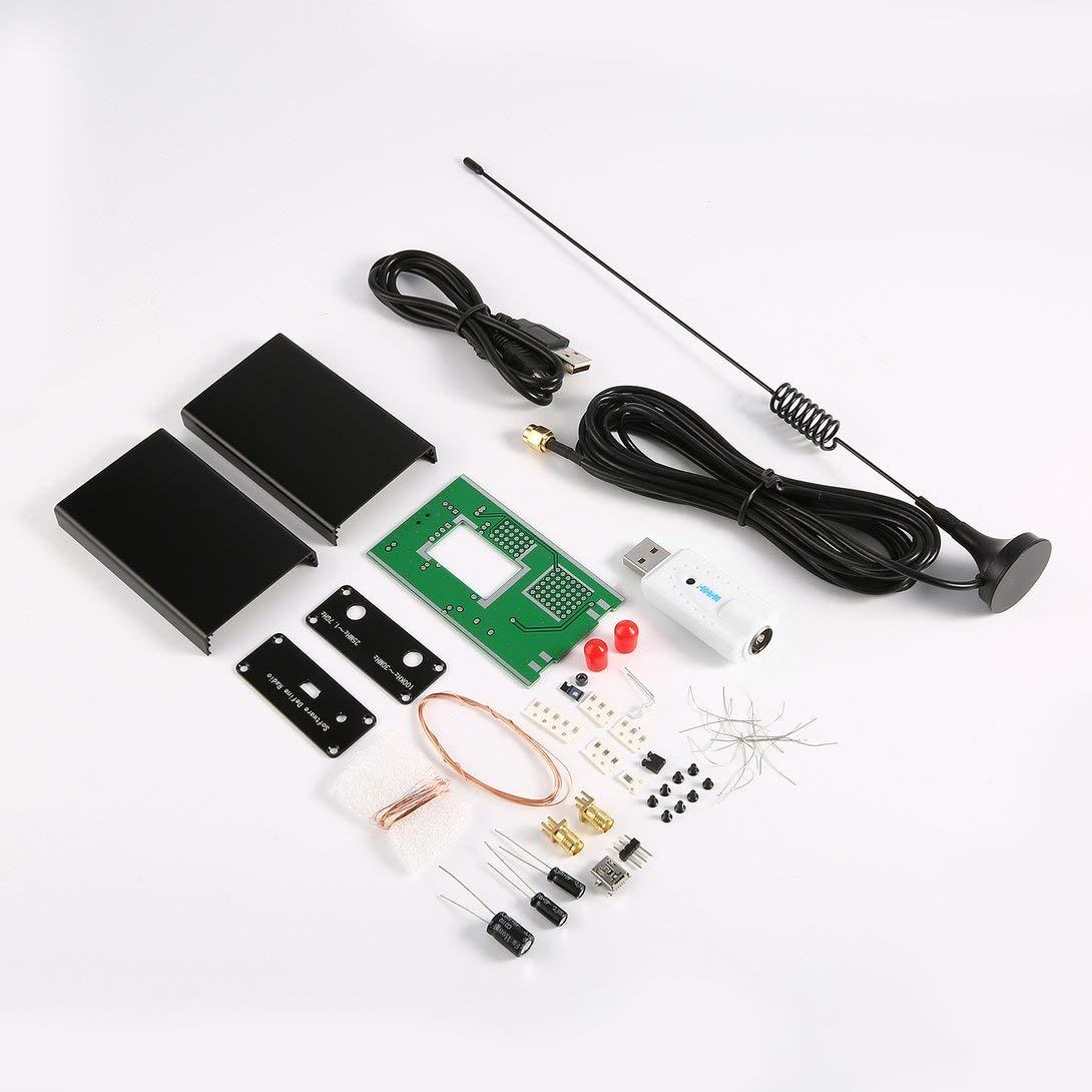 Swiftswan 100KHz-1 7GHz RTL-SDR USB Tuner Radio: Amazon co