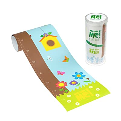 Little Wigwam Measure Me! Baby Roll-up Growth Height Chart for Children Kids Room - Forest Friends: Home & Kitchen