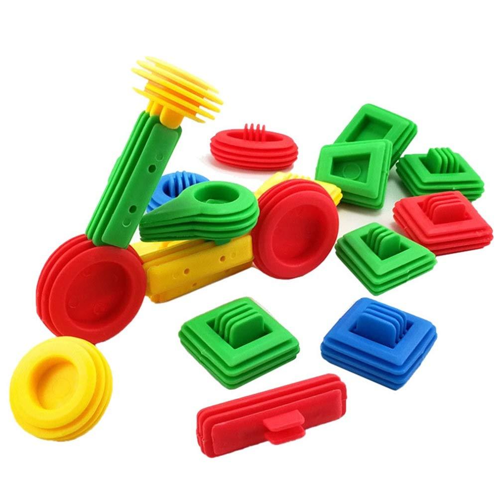 Zhongsufei Kindersoftware-Montage-Spielzeug-Kombinations-Rechtschreib- und Montage-Lernspielzeug