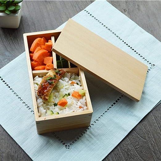Fancylande Lunch Box Cajas de Alimentos Cajas Almuerzo pequeñas ...