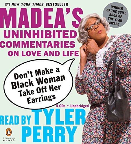 Don't Make a Black Woman Take Off Her Earrings by Penguin Audio