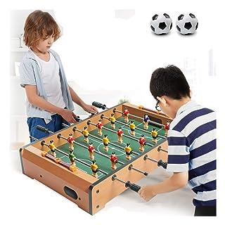 Pallone da Biliardo per Bambini Calcio da Tavolo Gioco da Calcio per Interni Giochi per Desktop Divertenti Regali di Compleanno