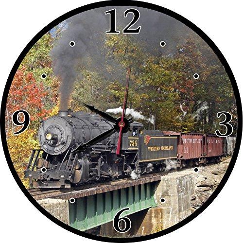 Western Maryland Railway Autumn Freight Round -