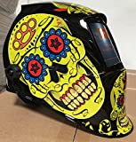 USA seller: FSK Auto Darkening Solar Powered Welders Welding Helmet Mask With Grinding Function