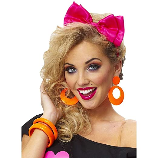 Amazon.com  Franco American Novelty Company Headband with Bow in ... fbd18295fcd