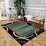 Maxy Home Pasha Contemporary Arches Multicolor 7 ft. 10 in. x 10 ft. 6 in. Area Rug