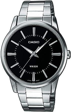 Casio Reloj de Pulsera MTP-1303PD-1AVEF: Casio Collection: Amazon.es: Relojes
