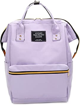 Campus mochila informal, exterior impermeable Oxford Spinning ...