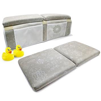 Amazon.com: Baño Reclinatorio y codo Rest, Premium de grosor ...