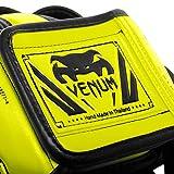 Venum Elite Headgear, Neon Yellow