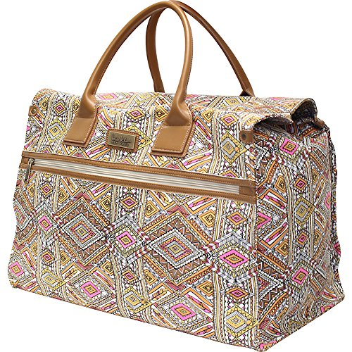 nicole-miller-ny-luggage-shopper-tote-bag-yellow