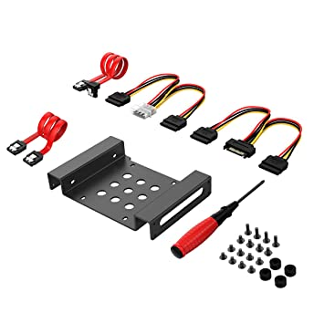 Amazon.com: AR-01 Soporte de montaje para disco duro ...