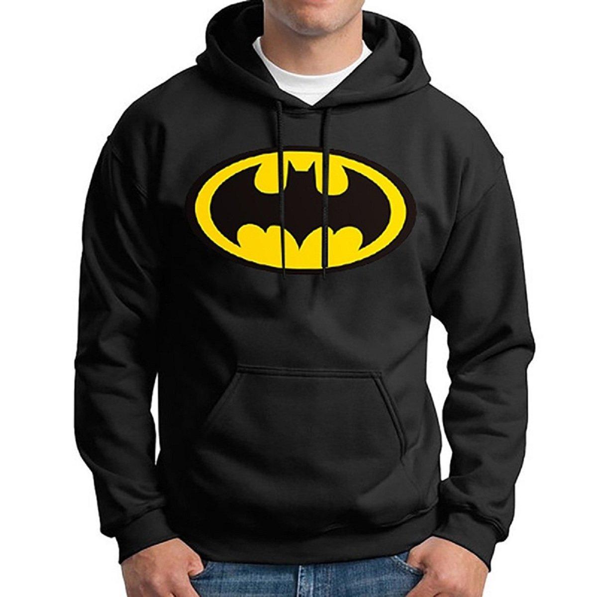 Inception Pro Infinite Sweatshirt - pour Hommes - Batman - Logo - À Capuche - Poches