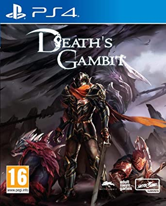Death's Gambit (PS4): Amazon co uk: PC & Video Games