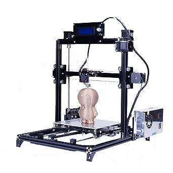 flsun Impresora 3d Prusa I3 DIY Kit de coche Bed niveles de marco ...