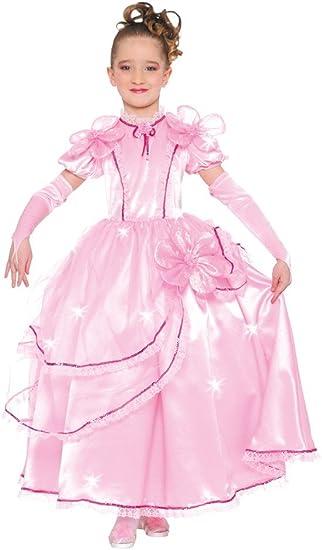 Carnaval - Disfraz de princesa para niña, talla 7-9 años: Amazon ...