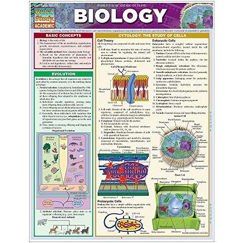Biology (Quick Study Academic) - http://medicalbooks.filipinodoctors.org