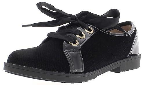 Sneakers nere con stringhe per donna Chaussmoi aUnDk0KN44