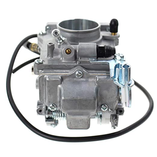AUTOKAY HSR42 HSR42mm for Mikuni Carburetor Harley Davidson Evo Twin Cam  TM42 90-96