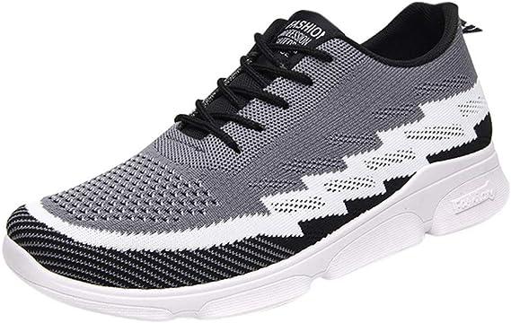 FELZ Zapatillas de Trail Running para Hombre Zapatos de Malla Transpirable Zapatillas de Deporte Zapatos Casuales Zapatos para Correr: Amazon.es: Ropa y accesorios