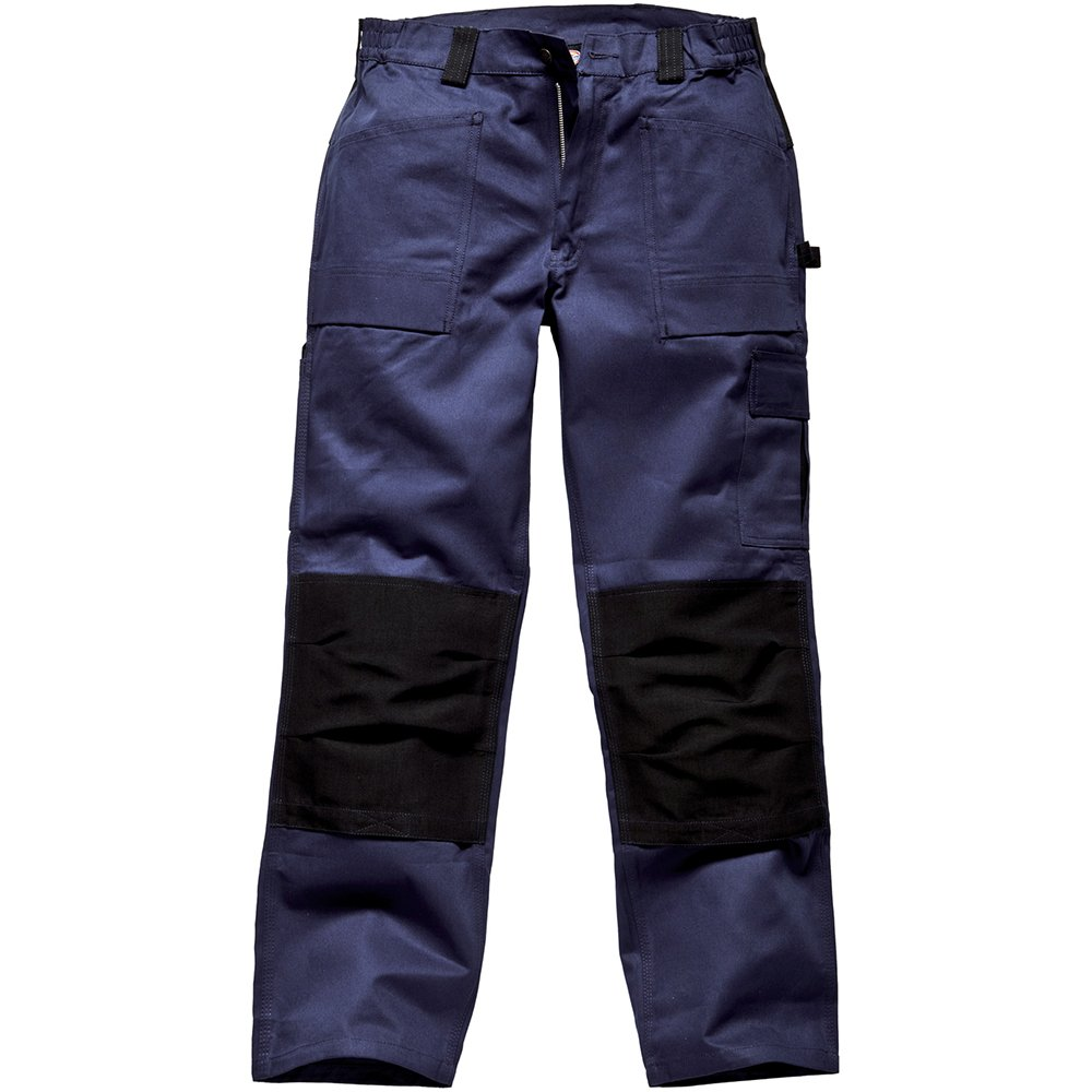 Dickies GDT290 Trousers NVB38S / WD4930 Marine Blue / Black