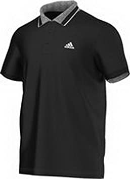 adidas S12329 Essentials Polo manches courtes Homme  Amazon.fr ... 498f6118fc24