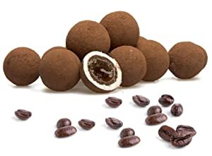 Andy Anand Cocoa Cappuccino Cordials, Amazing-Delicious-Decadent Gift Boxed & Greeting Card Birthday, Valentine, Christmas Gourmet Food Mothers Fathers day, Wedding, Anniversary Get Well (1 lbs)