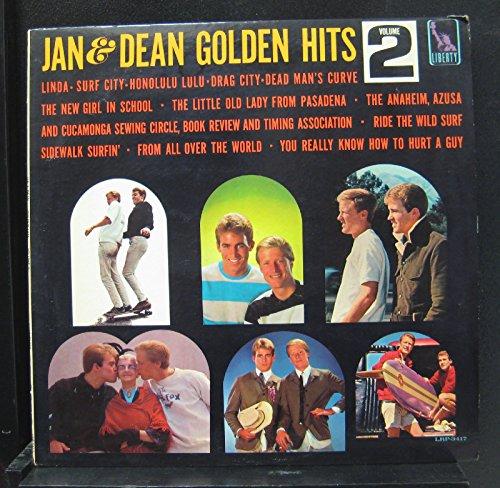 Jan & Dean - Jan & Dean Golden Hits Volume Three Record Album Vinyl Lp - Zortam Music