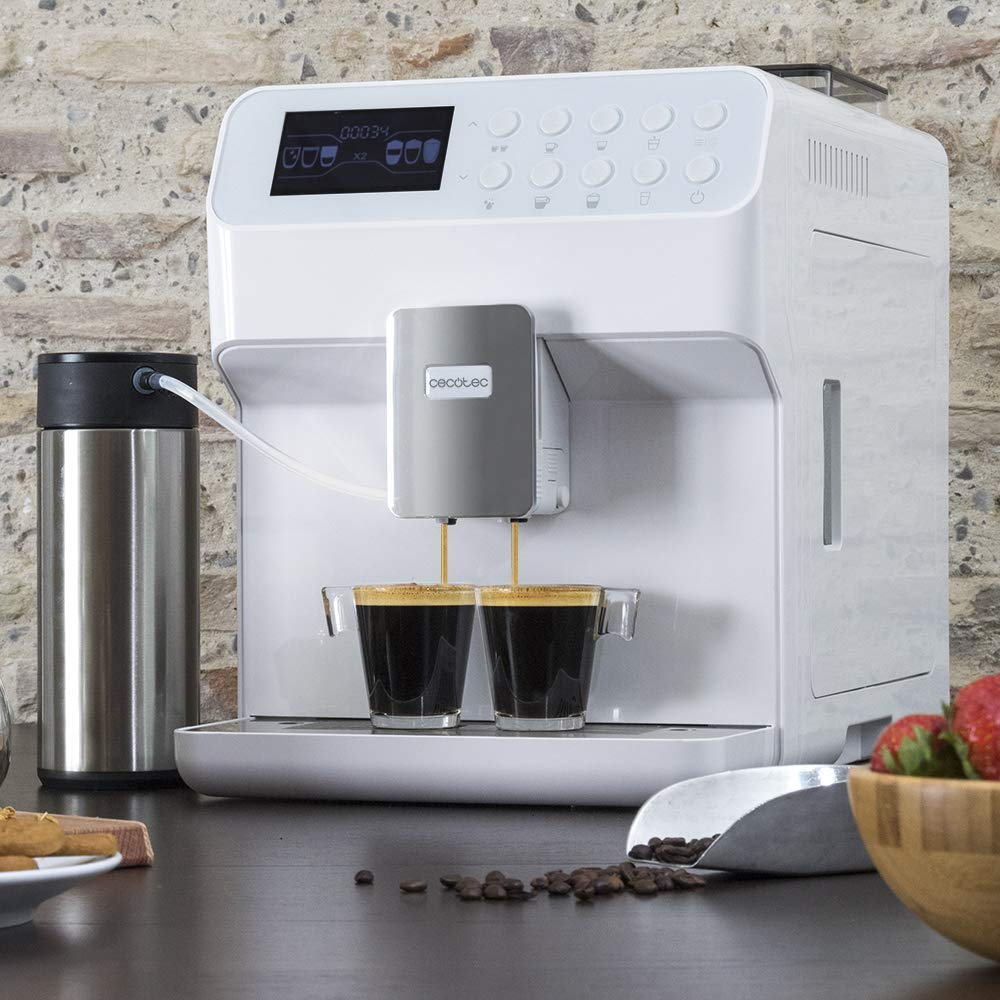 Cecotec Cafetera Power Matic-ccino 7000 Serie