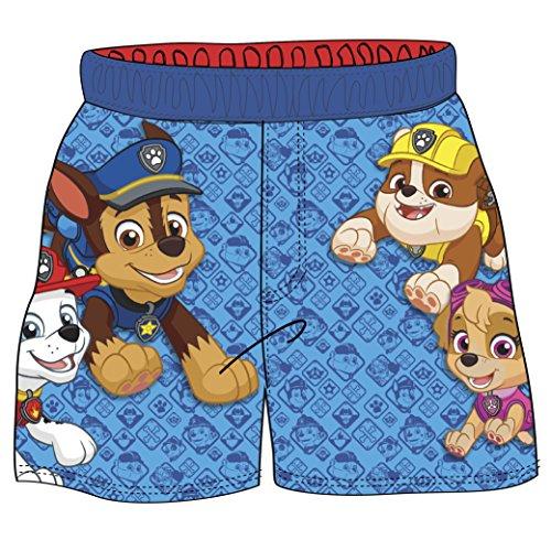 Nickelodeon Toddler Boys' Paw Patrol Swim Shorts, Blue, 3T by Nickelodeon