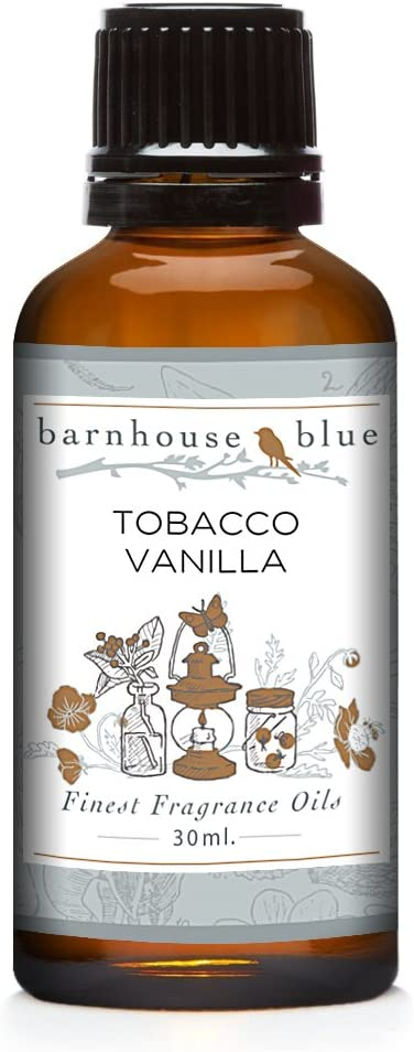 Barnhouse Blue - Tobacco Vanilla - Premium Fragrance Oil - 30ml