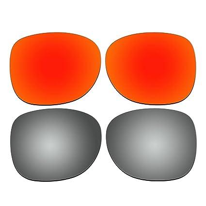 Amazon.com: anteojos de sol polarizadas, Color Rojo y ...
