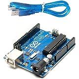 Arduino Uno R3 ATmega328P with USB Cable length 1 feet