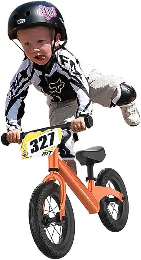 Bicicleta infantil Bicicleta para niños Bicicleta de dos ruedas ...