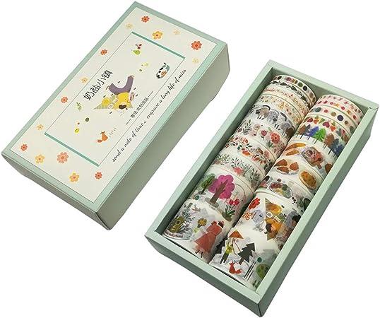 Drinks Washi Tape Animal Washi Tapes Planner Tape rnal Scrapbooking