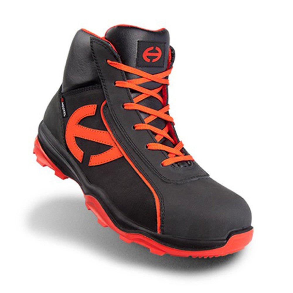 Heckel RUN-R 300 S3 SRC - Modernas botas de seguridad para el trabajo, ligera, 100% exentas de metales: Amazon.es: Ropa y accesorios