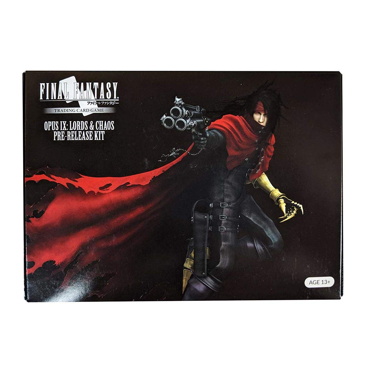 Square Enix Final Fantasy Opus IX Lords of Chaos Prerelease Kit by Square Enix