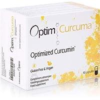 Optim Curcuma Longvida - 90 capsules - Curcumine Optimisée hautement assimilable