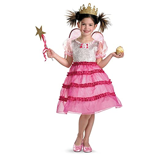 Amazon Com Pinkalicious Deluxe Costume Child 3t 4t Clothing