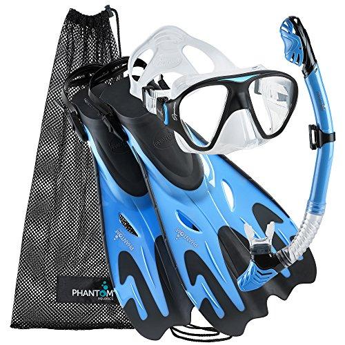 Phantom Aquatics Navigator Mask Fin Snorkel