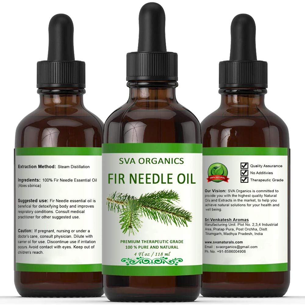 SVA Organics Manuka Essential Oil 1 Oz with Dropper 100 Pure Natural Premium Therapeutic Grade for Hair, Skin Aromatherapy