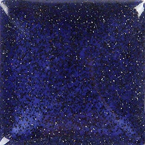(Duncan Shimmer Glaze, Sapphire SH 507, 8 Ounces)