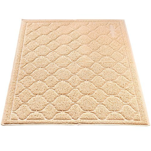Cat Litter Mat Cat Box Mat Extra Large Cat Track Mat