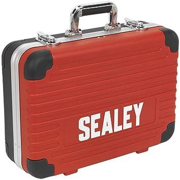 Sealey AP616 profesional HDPE caja de herramientas resistente ...