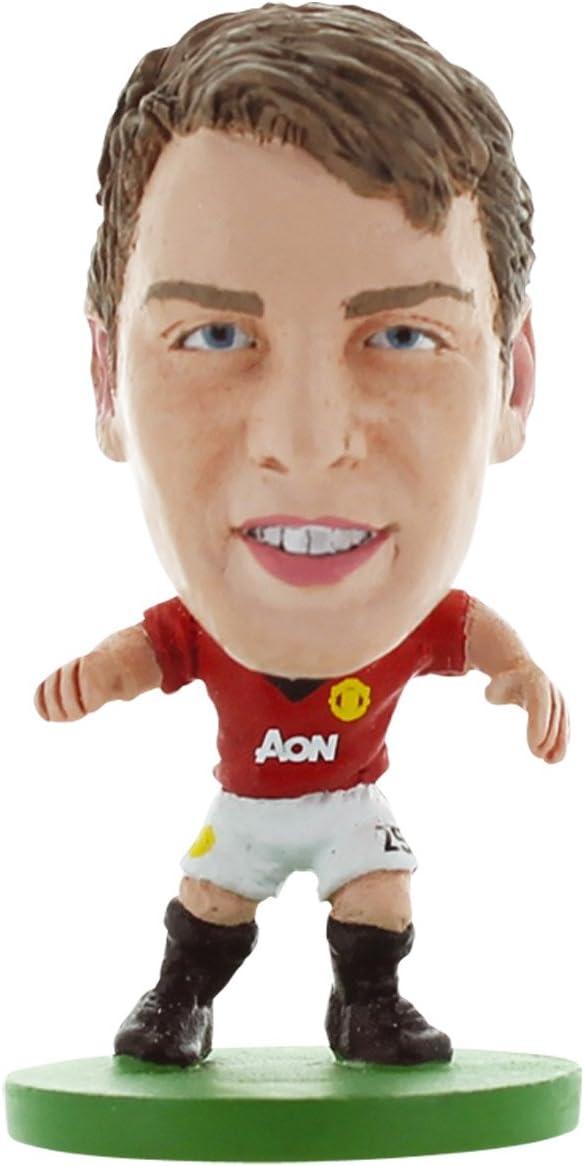 Nick Powell Manchester United Home Kit Soccerstarz Figure