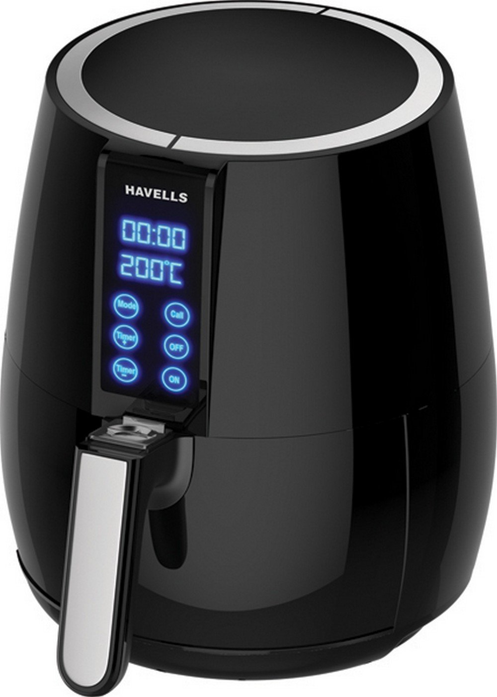 2. Havells Prolife Digital 1230-Watt Air Fryer